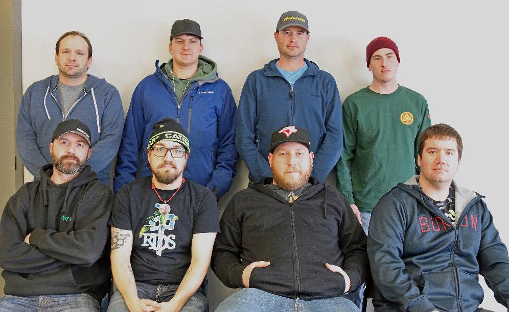 Steward Training in Regina, SK